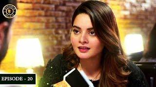 Hassad Episode 20 |  Minal Khan | Top Pakistani Drama