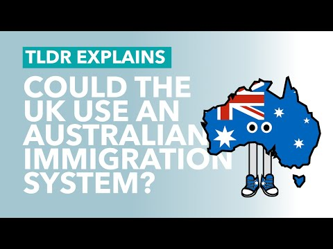 'Australian Style Points Based Immigration' Explained - TLDR News