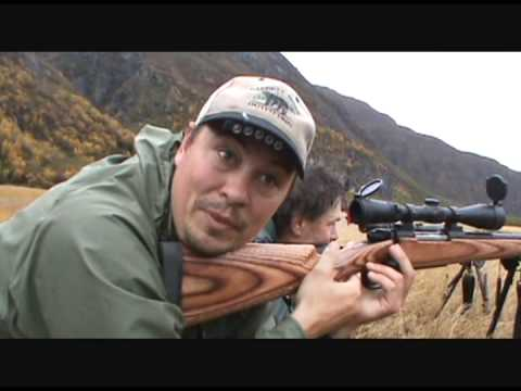Outdoor Quest TV Alaska Kodiak Bear Hunt