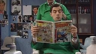Shave With Bean  Funny Episodes  Classic Mr Bean