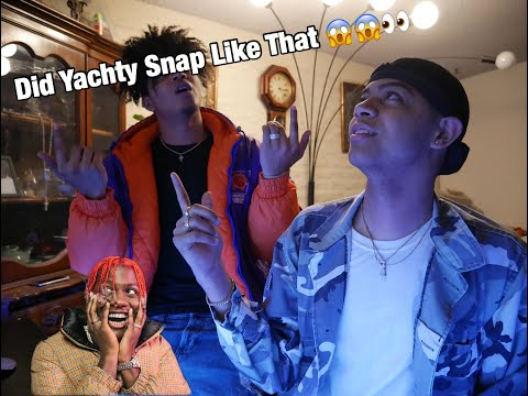 TADOE With The Heat 😱😱🔥 Tadoe Ft Lil Yachty - Get it Bussin 👀🔥Reaction