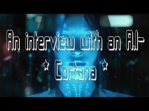 Microsoft Windows 10 Cortana Virtual Assistant A.I Answers