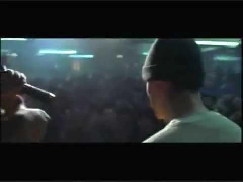Eminem vs Marvwon Rap Battle (8mile Deleted Scene)