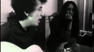Joan Baez sings Bob Dylan 1965 Percys Song, Love Is
