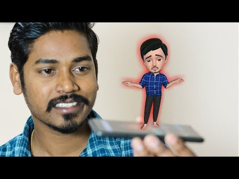 How To Create Your Own 3D Avatar Animation In Your Android Smartphone   DK Tech Hindi
