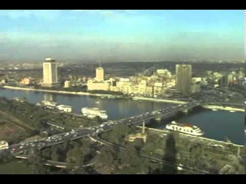 InterContinental Cairo Semiramis- Around The Hotel.mpg