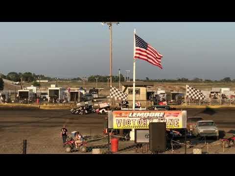 Lemoore Raceway 7/6/19 Restricted Heat- Gauge