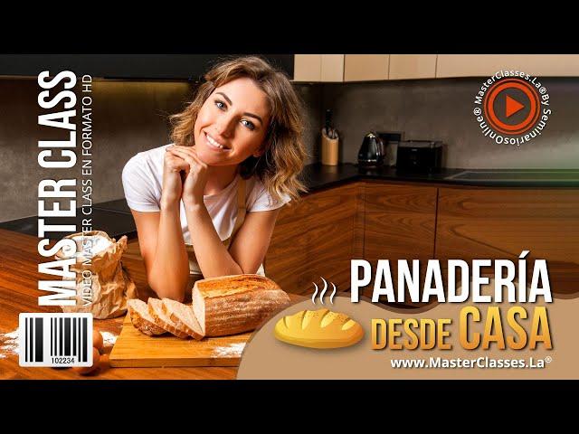 Panadería desde Casa - Sorprende con una explosión de sabor a tus invitados.