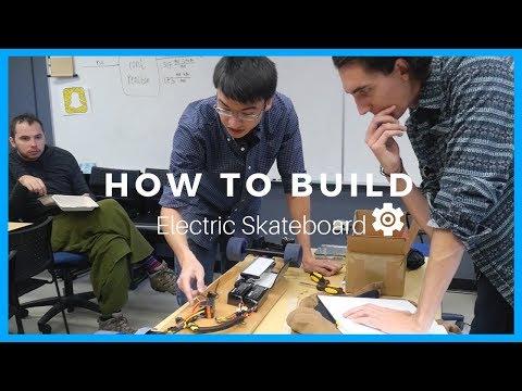 Electric Skateboard Workshop