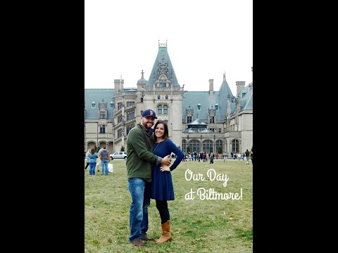 Our Day at the Biltmore Estate Vlog 12.3.16