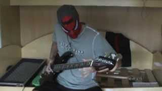 Slap Bass Jam Spider