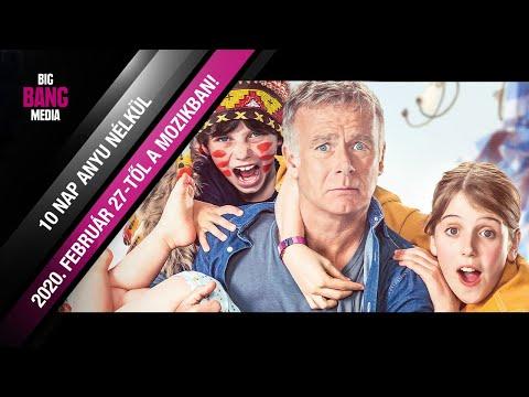 youtube filmek - 10 nap anyu nélkül (12) - Hivatalos magyar nyelvű előzetes