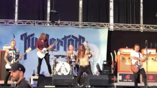 Kvelertak - Bruane Brenn ( Download Festival Madrid 2017 )