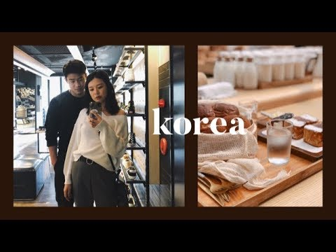 Shopping & Cafes in Seoul! | Korea Vlog Part I
