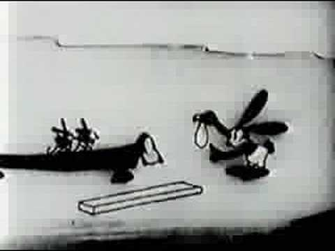 Oswald- The Ocean Hop (1927)