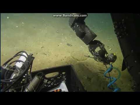 nautilus dive 5935 meters depth