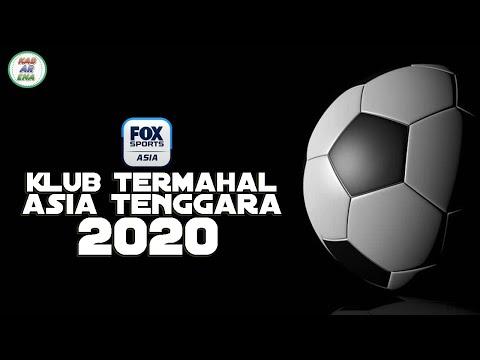 10 Klub Dengan Skuat Bintang Termahal Di Asia Tenggara 2020
