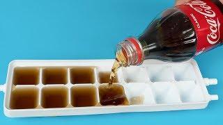 코카콜라로 22 가지의 예상치 못한 아이디어 (최고의 편집)