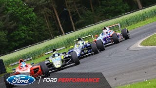 F4 British Championship Tangles At Croft | Ford Performance