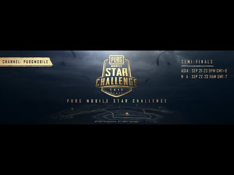 PUBG MOBILE STAR CHALLENGE - China - Finals (English)