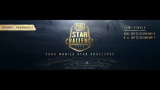 PUBG MOBILE STAR CHALLENGE - China - Finals (English)