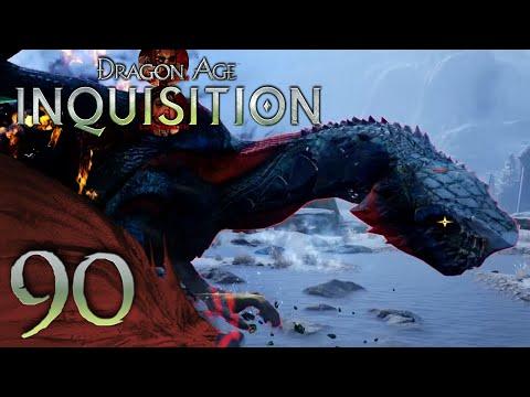 Mr. Odd - Let's Play Dragon Age: Inquisition - Part 90 - Kaltenzahn Ish [Elf Mage]