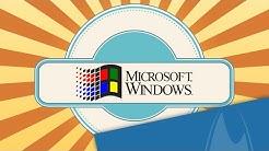 Windows 3.1 Retro Review (Deutsch/German)