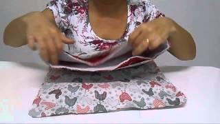 Como fazer um saco térmico para panelas ou travessas