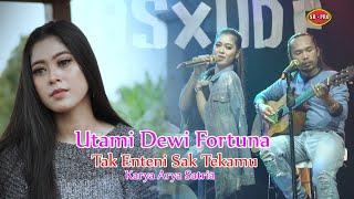 Utami Dewi Fortuna - Tak Enteni Sak Tekamu (Kentrung Paralon) [OFFICIAL]