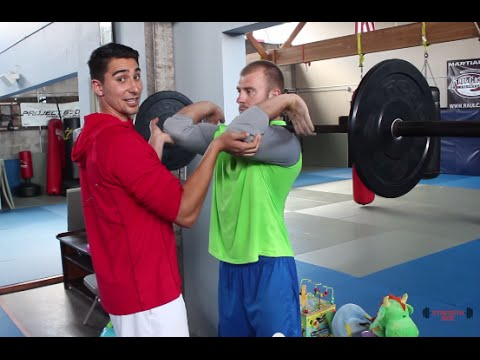 Improve Front Squat with this easy technique