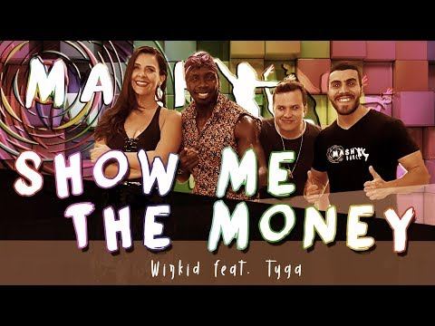 Show Me the Money (Wizkid feat. Tyga) part. Luís Cândido | Coreografia by Mash Dance