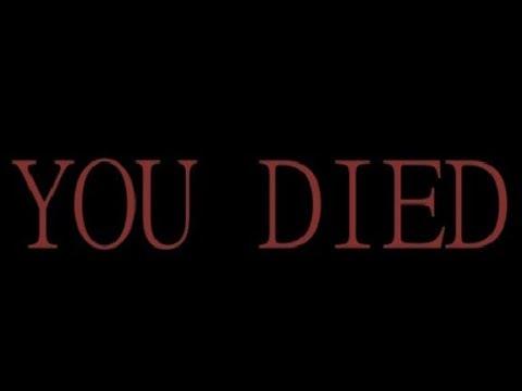 Dark Souls ' You Died ' Sound Effect