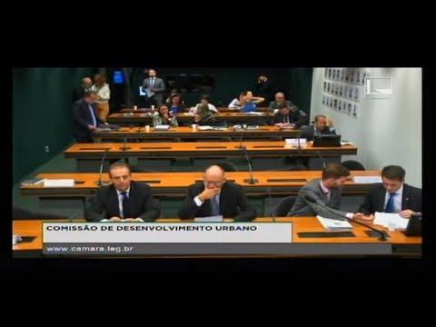DESENVOLVIMENTO URBANO - Reunião Deliberativa - 09/08/2017 - 10:38