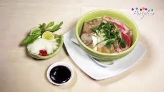 越南好味道 (一) - 生熟牛肉牛筋湯金邊粉