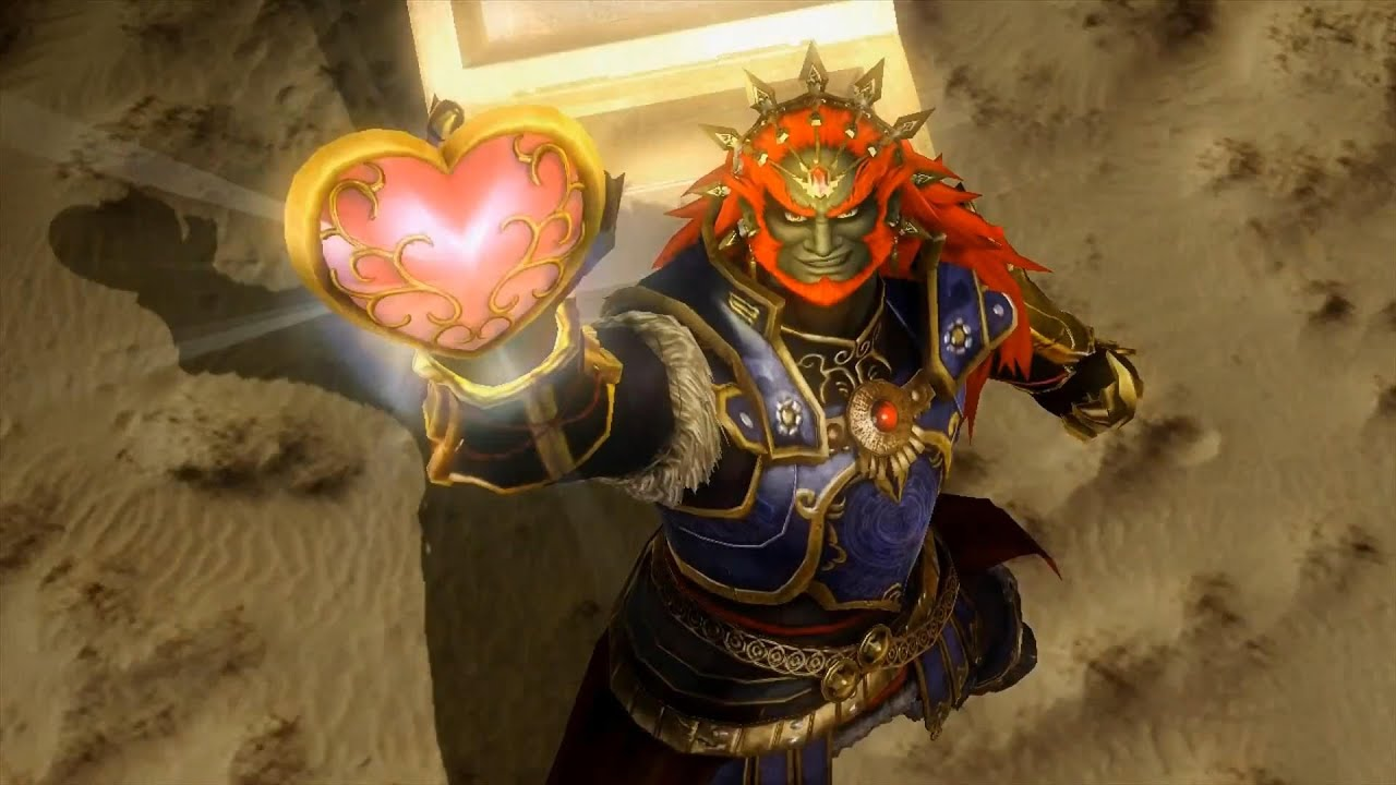 Hyrule Warriors Stage 14 Heart Container Heart Piece And Golden Skulltulas Youtube