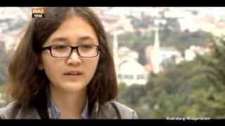 Kırgızistan'dan Türkiye'ye Eğitime - Aigerim Mamyralieva - Kardeş Köprüler - TRT Avaz