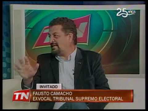 Fausto Camacho