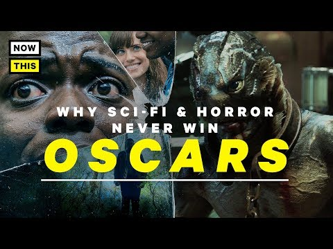 Why Sci-Fi and Horror Never Win Best Picture | NowThis Nerd
