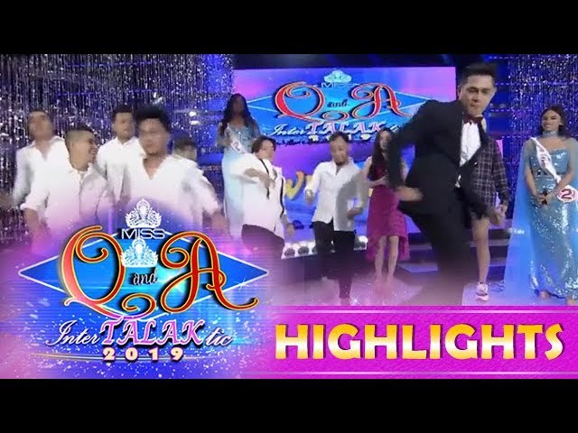 It's Showtime Miss Q & A: It's Showtime family looks back on their funny moments