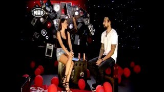 O Dj Junior Rush στο Dance Zone με την Μαρία Αντωνά (20/5/16)