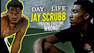 From JUCO To The NBA! Jay Scrubb Paving His OWN Way To The NBA! Day In The Life!