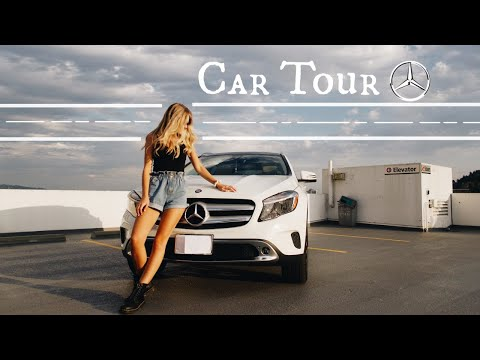 Car tour: What's in my Mercedes GLA 250