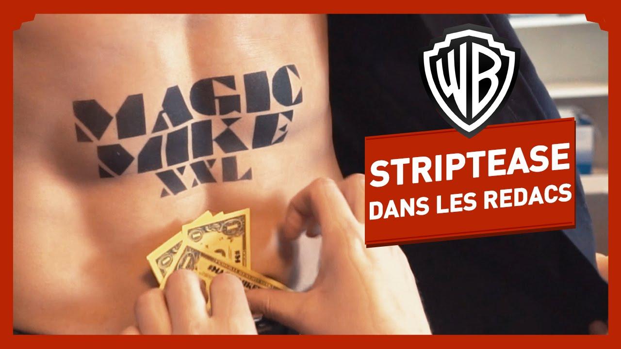Magic Mike XXL - Des Stripteaseurs dans les rédacs ! - Channing Tatum