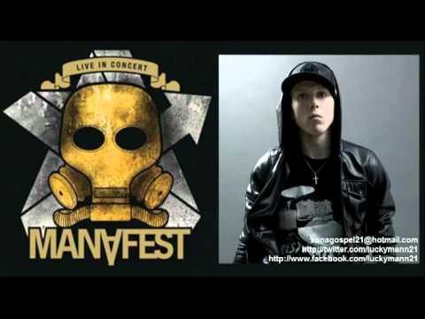 Manafest  Bounce  In Concert CD New Song  Rap Metal 2011