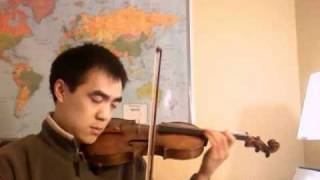 Beautiful Violin Solo