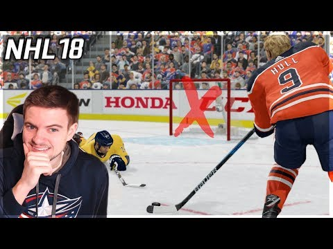 NHL 18 EMPTY NET CHALLENGE