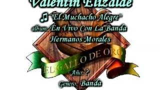 El Muchacho Alegre - Valentin Elizalde