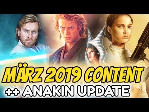 MÄRZ 2019 CONTENT ENTHÜLLT! DAS KOMMT ALLES!   Star Wars Battlefront 2 thumbnail