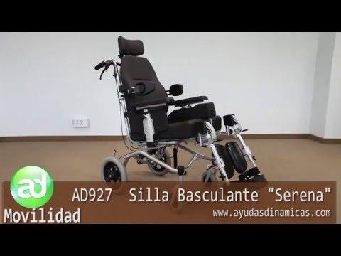 Download Silla basculante de relax Serena   Ayudas Dinmicas AD827 y AD82712descargaryoutube com