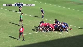 20180909 栗田工業 vs NTTドコモ